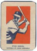 1935-1952 Wheaties  Baseball card front