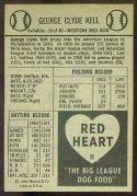 1954 Red Heart Baseball Cards Set Checklist Prices Values
