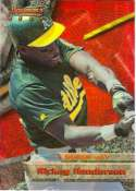 1994 Bowman's Best Refractors Baseball card front