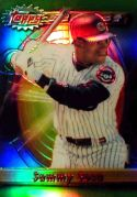 1994 Finest Refractors Baseball card front