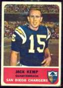1962 Fleer Football card front