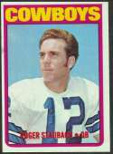1972 Topps Football card front