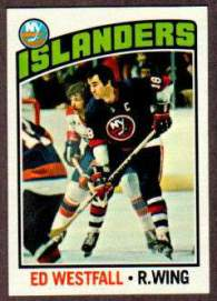 1976-77 Topps Hockey card front